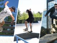 Ремонт скейт-парка